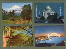 Collectable Cigarette cards Our Glorious Empire 1939, India, Jamaica, New Zealand,